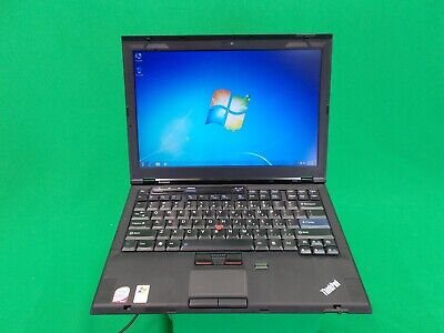 THINKPAD X300 LAPTOP 1 20 GHz Dual Core 3GB RAM 160GB HDD