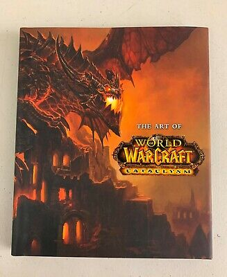 The Art of World of Warcraft Cataclysm (Hardcover) (LN)