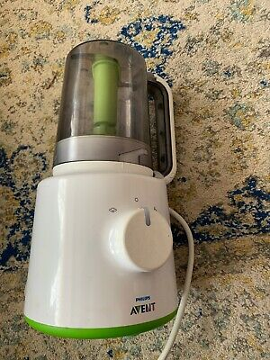 Philips Avent Baby Steamer Blender SCF870