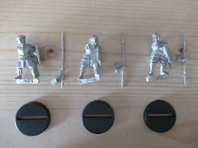 Games Workshop Citadel Lord of the Rings Lotr Warriors of Arnor Metal