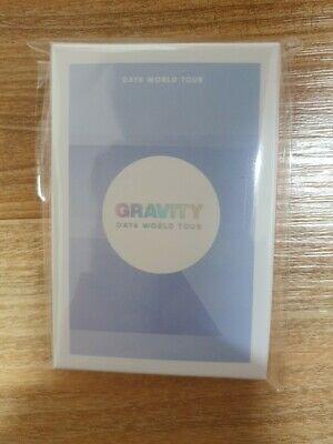 [DAY6] DAY6 2019 [ GRAVITY in SEOUL ] WORLD TOUR OFFICIAL RANDOM PHOTO CARD SET