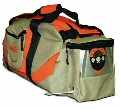 Scent Crusher Odor Eliminating Large Hunting Gear Bag w/ Ozone Generator - 59302
