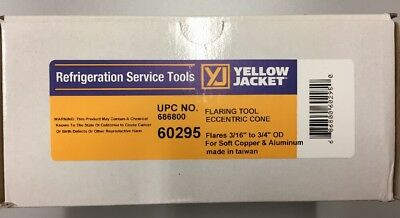 Yellow Jacket Eccentric Cone Flaring Tool 60295