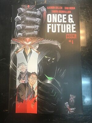 ONCE AND FUTURE #1 Boom 1st Print Hot New Comic Book Kieron Gillen Presale 8/14