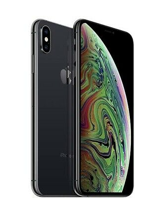 Apple iPhone XS Max - 512 GB - Space Grey (Unlocked) A2101 (GSM)