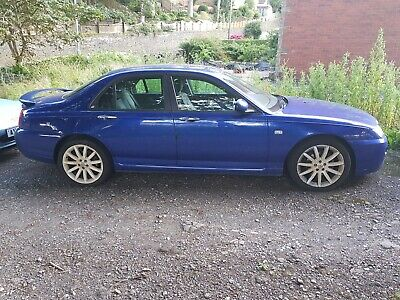 MG Rover ZT CDTI Diesel 135 2007 56 Plate very rare one of last ones ever made