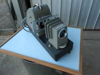 Vintage Wentworth 35mm Dual Slide Projector Model C # 9343