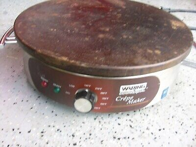 "Waring WSC160 Commercial Electric 16"" Crepe Maker"