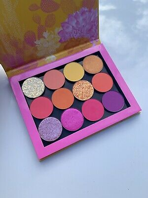 Colourpop Your Future Is Bright Pressed Pigment Eyeshadow Palette New Authentic