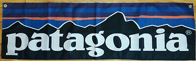 Patagonia Flag Wall Decor Outdoor Indoor Banner 58 Inches X 18 Inches