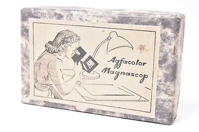 Viewer for Slide Agfacolor Magnascop with Box Original