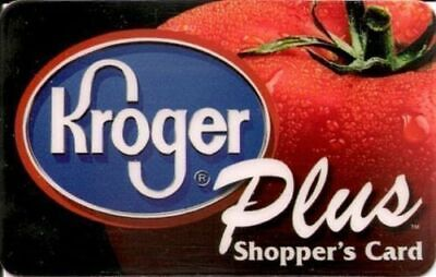 4000 Kroger Fuel Reward Points Expire 9/30/2019 with E-delivery