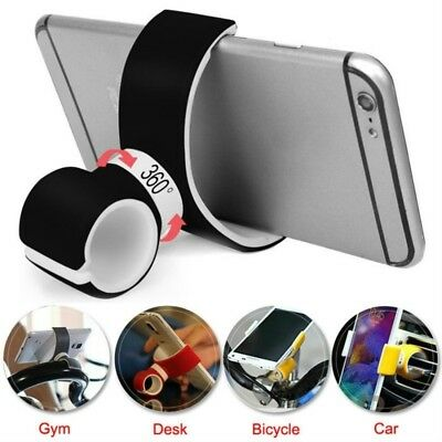 Adjustable 360° Auto Car Air Vent Mount Holder For Smart Phone Cell Phone N2C