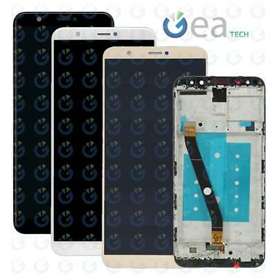 Display Lcd + Touch Screen Per Huawei P SMART FIG-LX1 Schermo con Frame AAA+