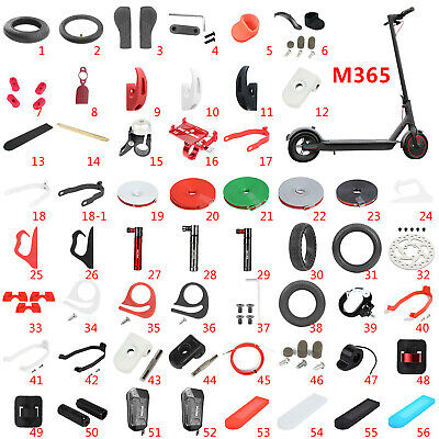 For Xiaomi M365 Pro Electric Scooter Repair Spare Parts Tool Kit Accessories