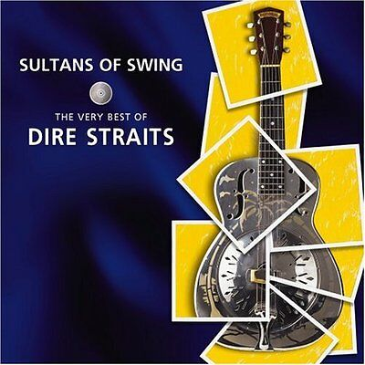 Dire Straits Sultans of Swing The Very Best of Remastered HDCD CD NEW