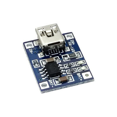 Micro USB 4.5-5.5V 1A Lithium Battery Charging Board Charger Protection Module R