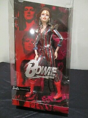 Barbie David Bowie Doll  Limited Edition Gold Label