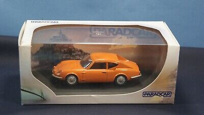 MOMACO -  CG 1200 S COUPE 1968  - P160 -  Made in France - 1.43