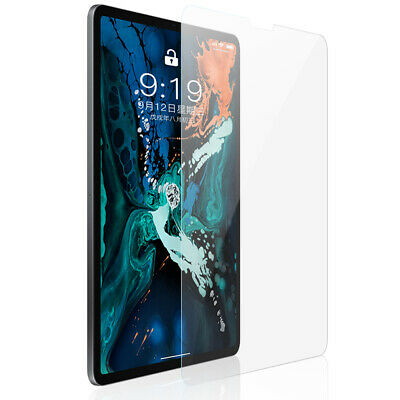 2 x 9H Tempered GLASS Screen Cover  for iPad Mini Pro Air 7.9 9.7 10.5 11 12.9