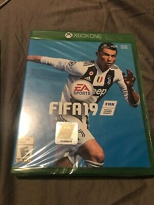 Electronic Arts FIFA 19 - Standard (Xbox One) Sealed
