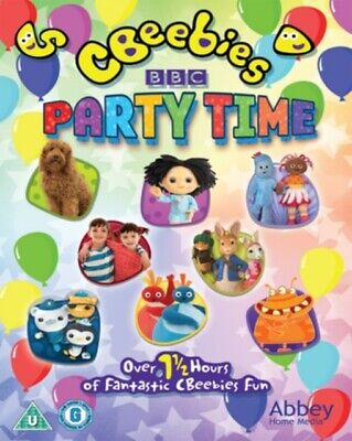 CBeebies: Party Time (DVD, 2019) *NEW/SEALED* 5012106940413, FREE P&P
