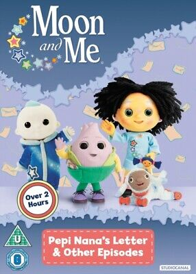Moon And Me - Pepi Nana's Letter & Other Episodes (DVD, 2019) *NEW/SEALED*