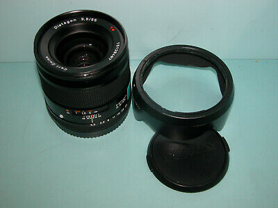 Contax Carl Zeiss Distagon T* 55mm f/3.5 Lens..........PLEASE READ
