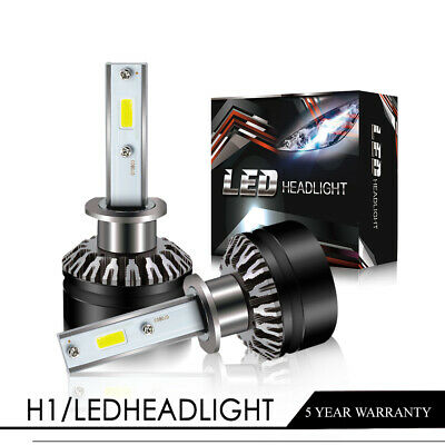 for SUBARU Baja 2003-2006 LED Headlight Kit H1 12000LM 6000K Low Beam Bulb DTH
