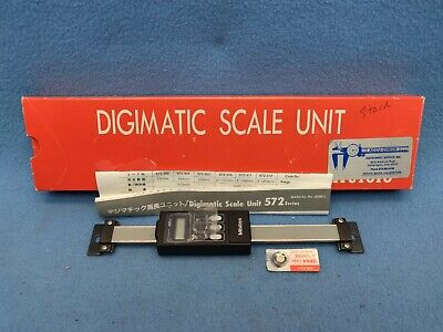 New Mitutoyo Digimatic Scale Unit Model 572-310