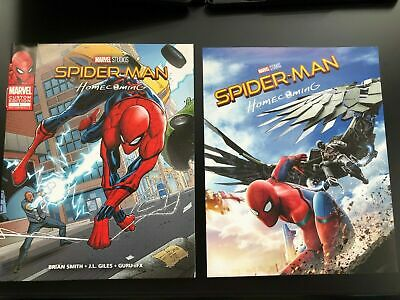 Spiderman Homecoming **4K & BLU RAY**