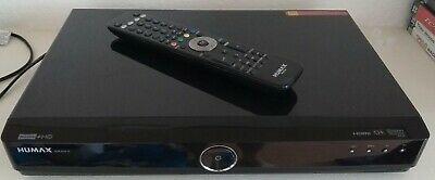 Humax HDR-FOX T2 Freeview+ 500 GB HD Recorder HDMI & Remote