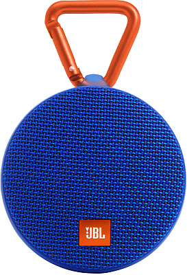 OEM JBL Clip 2 Blue Waterproof Portable Bluetooth Speaker
