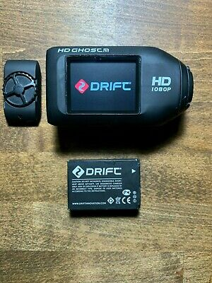 Drift HD Ghost - 1080P Action Camera