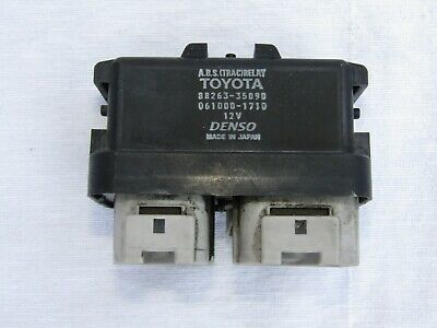 1990 91 92 93 94 95 TOYOTA TRUCK 4RUNNER ABS TRACTION RELAY  88263-35070 OEM