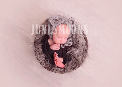Newborn Photography prop baby wrap stretch swaddle all colours x 2  your choice.