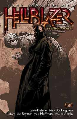 John Constantine, Hellblazer: The Fear Machine (Volume 3) TP Graphic Novel - NEW