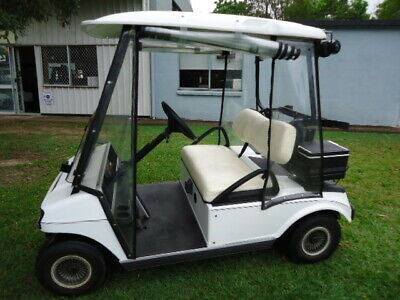 GOLF BUGGY / CART 2004 CLUB CAR DS - Very Good Condition - Many Extras...