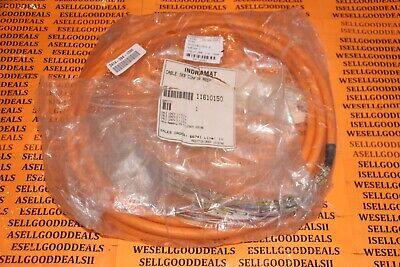 Indramat 11610150 CABLE Assembly 5M IKS Config New