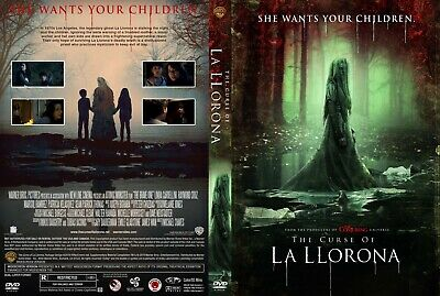 The Curse of La Llorona [DVD/2019] HORROR