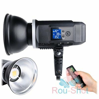 GODOX SLB60W Studio Video Light White Version 60W 5600±200K w/ Remote【US】