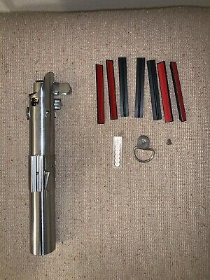 Graflex 3 Cell Camera Flash WORKING & FULLY FUNCTIONAL w/ Accessories (replica)