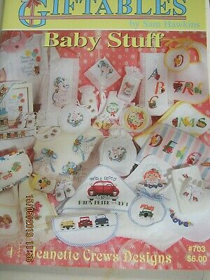 Giftables Baby Stuff Designs By Jeanette Crews   See Photos For Designs