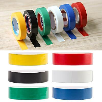 2Pcs PVC Multi-Purpose Electrical Tape Insulation Waterproof Easy To Disass Top