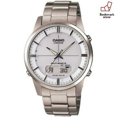 New CASIO LINEAGE LCW-M170TD-7AJF Tough Solar Atomic Radio Watch F/S from Japan