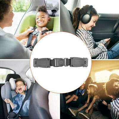Car Safety Seat Houdini Strap Chest Clip Buggy Harness Lock Buckle Highchairs u1