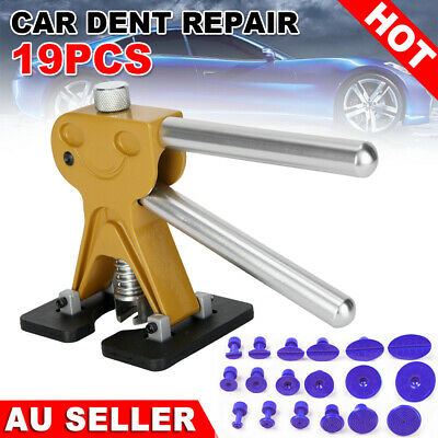 Car Body Paintless Dent Remover Repair Puller Lifter Tools Hammer  Suckers Kits