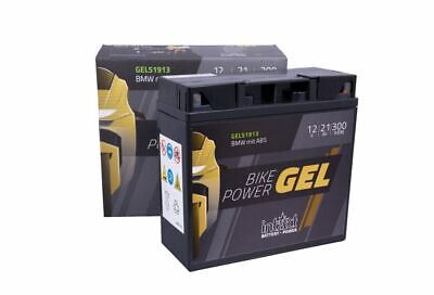 GEL51913 intAct-Bike-Power BMW mit ABS 12V/21Ah 300A Spitzenprodukt