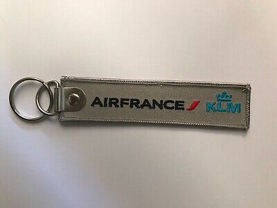 Llavero Remove Before Flight Air France KLM