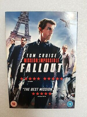 Mission: Impossible 6 - Fallout [2018] Tom Cruise - new/sealed